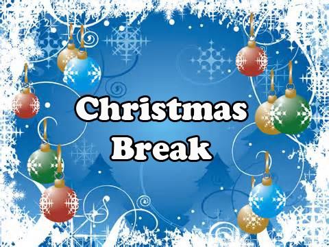 Christmas Break.Christmas Break East Jessamine High School