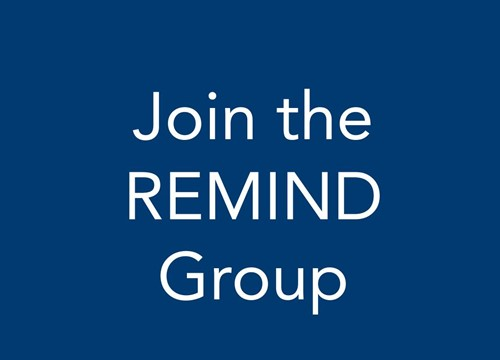 Join the REMIND Group