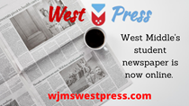 2020-21 West Press--WJMS Online Student Newspaper