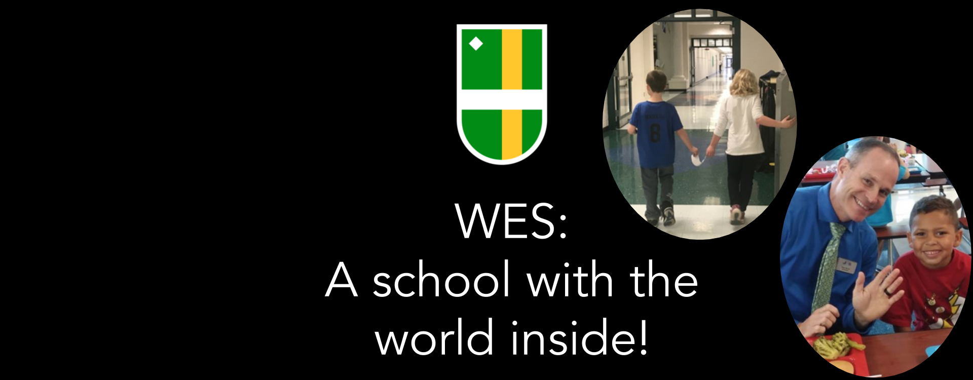 School with the world inside