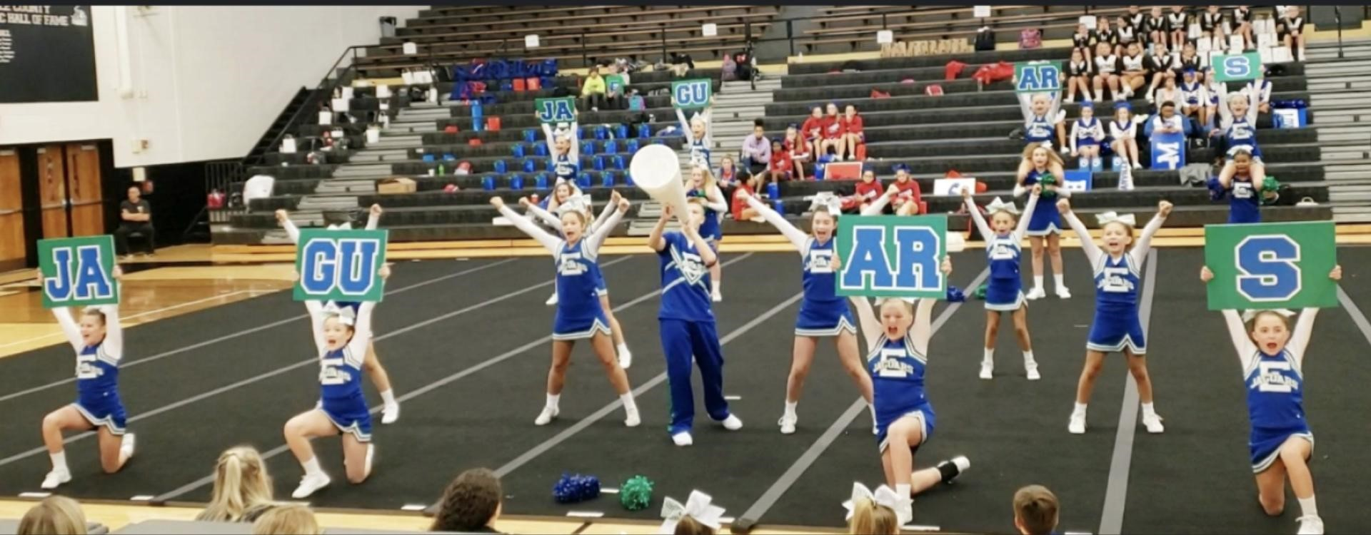 EJMS Cheer Team wins 2019 Grand Prize