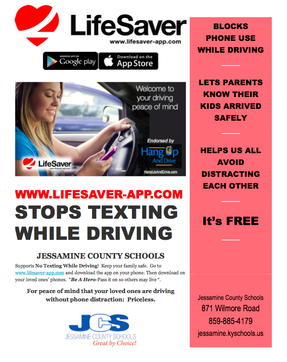 Download the Life Saver App - The Providence School