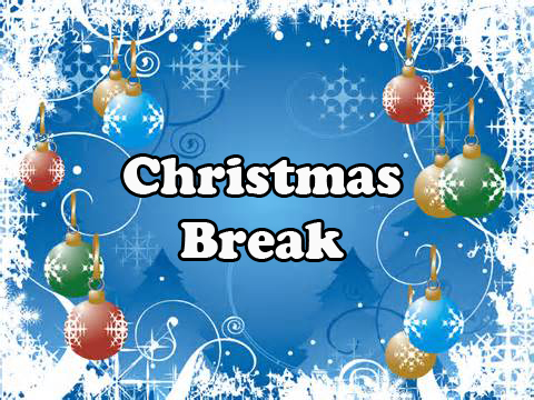 Christmas Break 2017