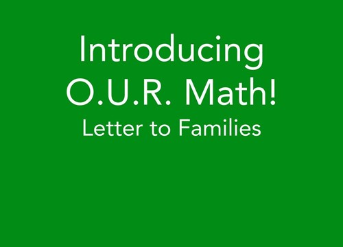MathOURLetter